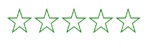 5 star review green-2